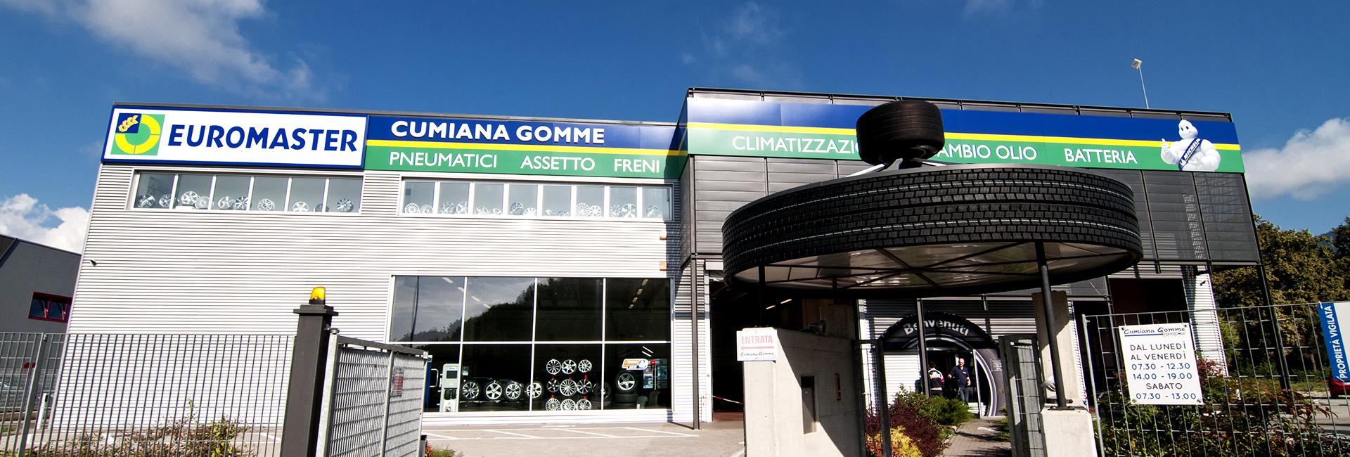 Gommista Euromaster Orbassano